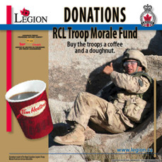 RCL Troop Morale Fund